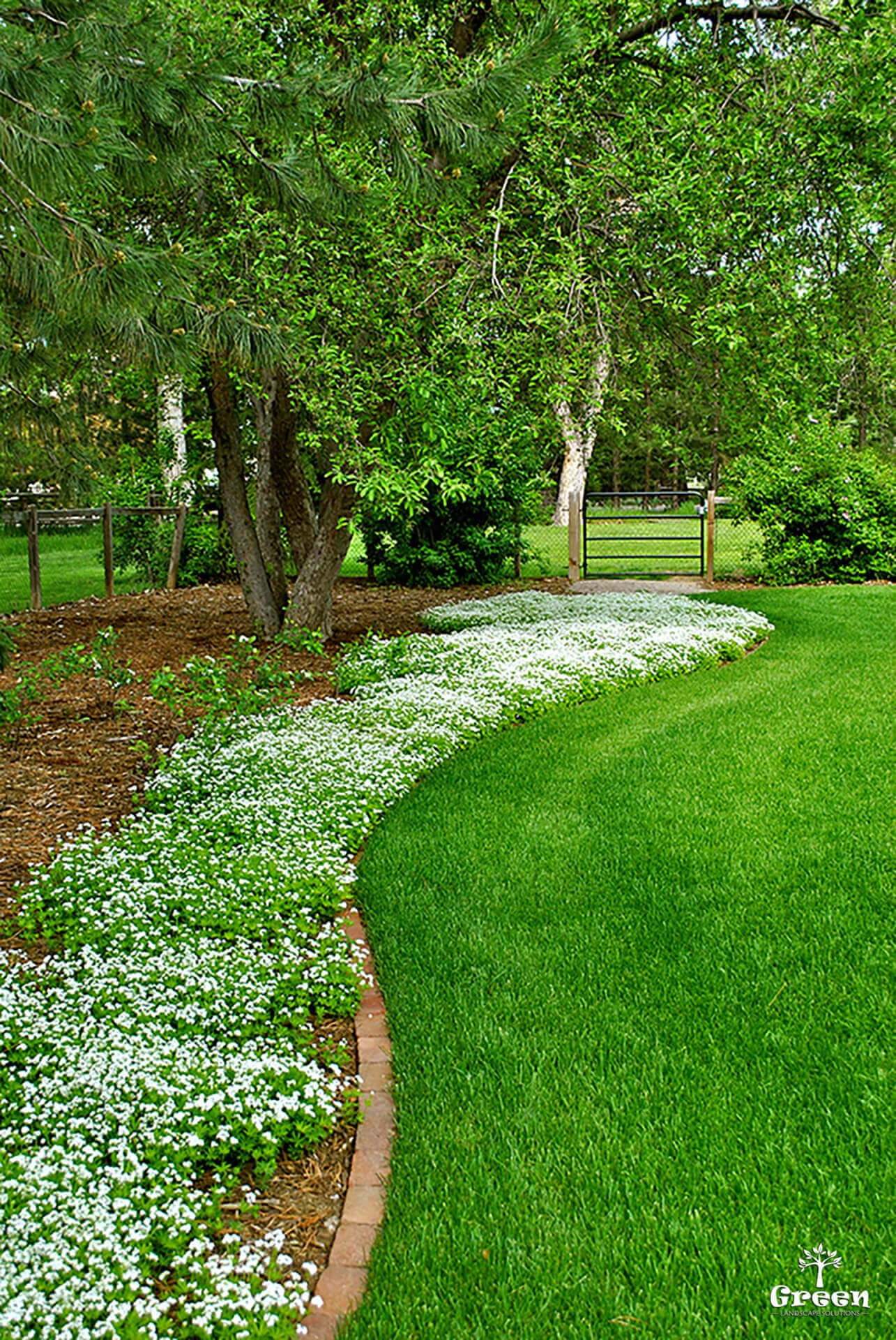 Beautiful Creative Intelligent Landscape Solutions For