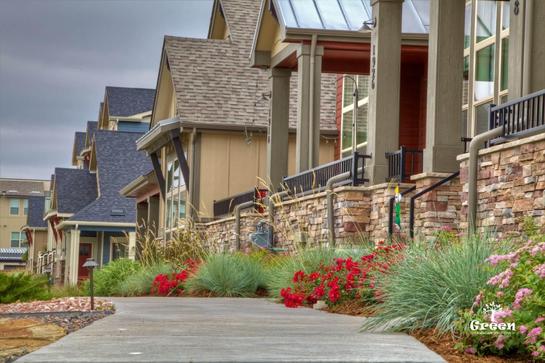 Beautiful Creative Intelligent Landscape Solutions For Boulder County Green Landscape